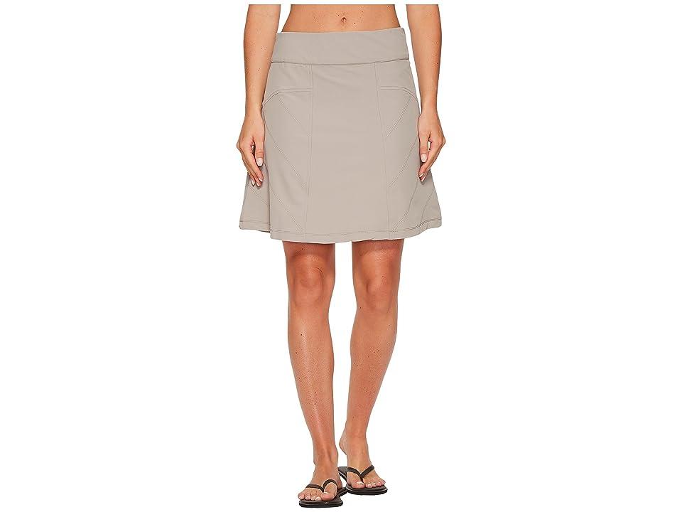 Aventura Clothing Vita Skirt (Griffin Grey) Women