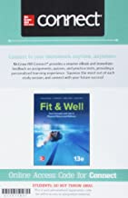 Connect with LearnSmart Fitness and Wellness Access Card for Fit & Well
