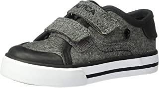 Nautica Kids Bobstay Shoes -Sneaker -Casual Canvas Velcro - (Toddler/Little Kid)