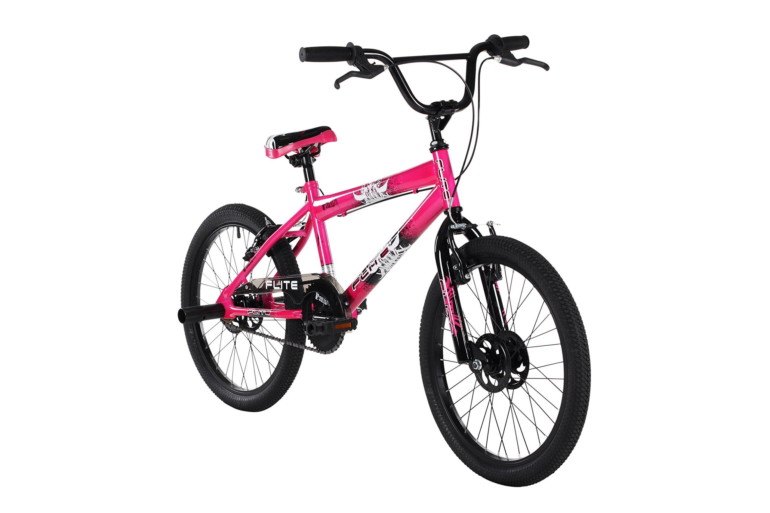 Flite FL019 - Bicileta BMX, 7 a 14 Years, Color Rojo: Amazon.es: Deportes y aire libre
