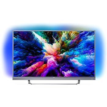 Philips 49PUS7503, Televisor, 1, Multicolor: Philips: Amazon.es ...