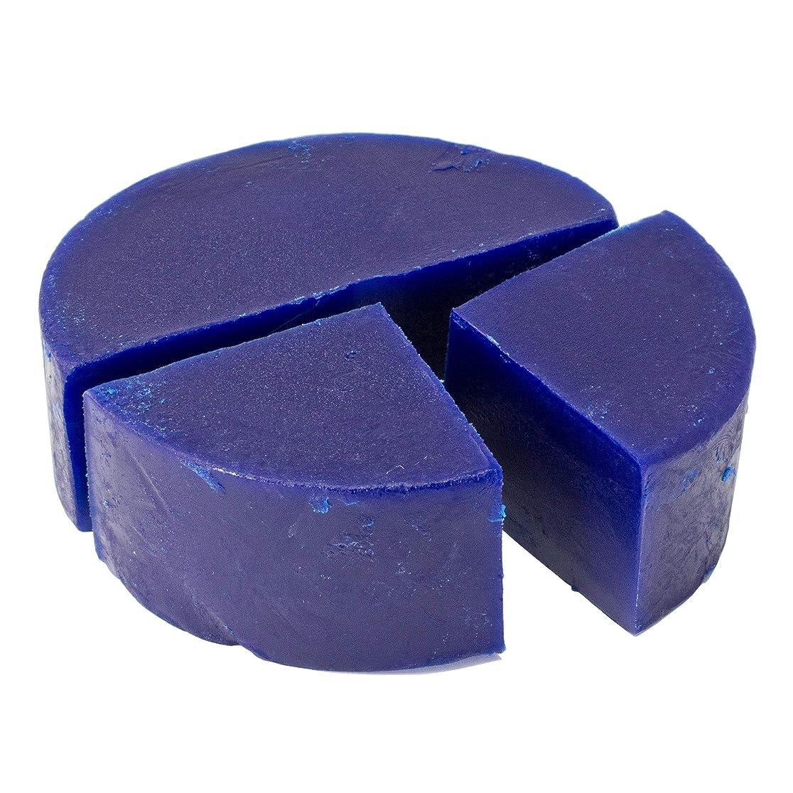 リングレットトラップ不正グリセリン クリアソープ 色チップ 青 100g (MPソープ)