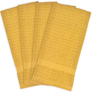 Best gold kitchen towels Reviews