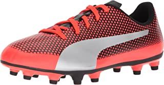 PUMA Kids' Spirit Fg Soccer Shoe