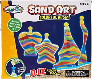 Color Day Sand Art - 3 Years & Above