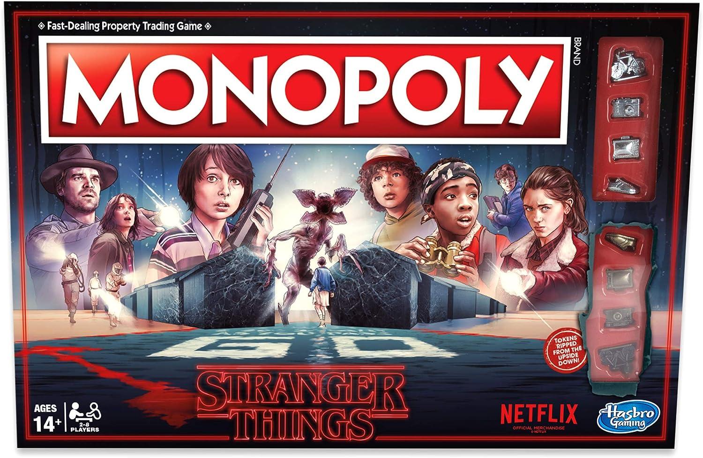 Stranger Things en Monopoly