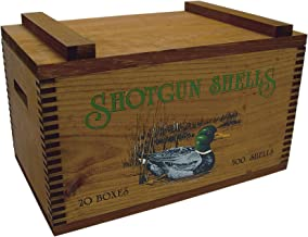 product image for Evans Sports Deluxe Ammo Box, Ducks Shots Shells