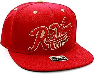 Reebok Detroit Red Wings 2014 NHL Winter Classic Snapback Adjustable Hat