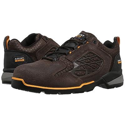 Ariat Rebar Flex Lo (Chocolate/Brown) Cowboy Boots