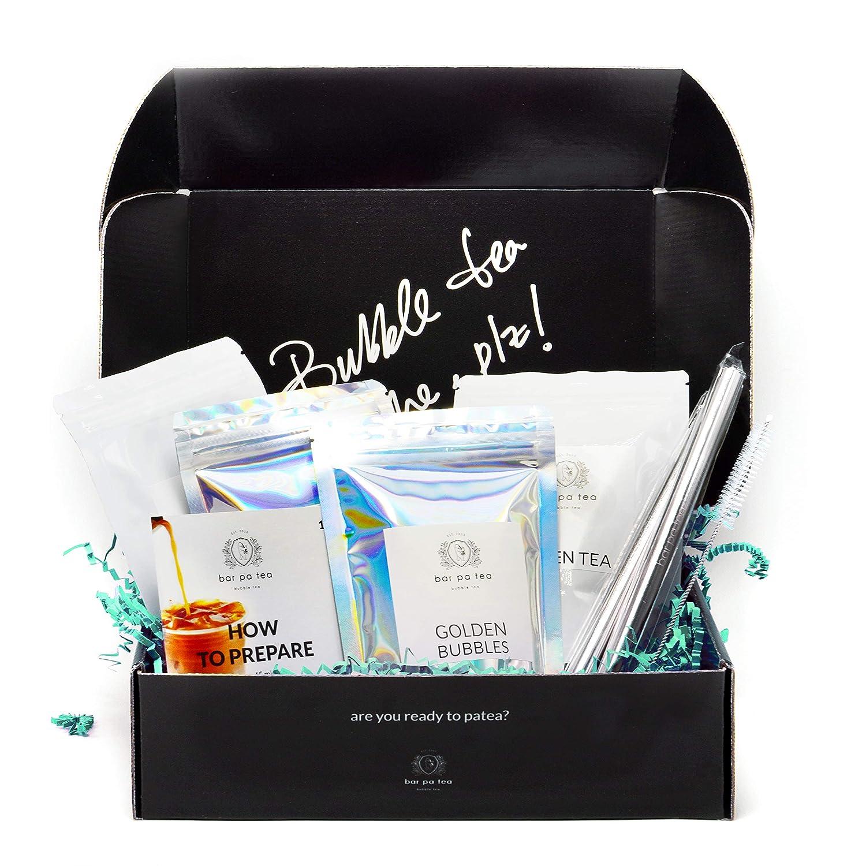 Premium Very popular Bubble 5% OFF Tea Kit Jasmine Dyl Green Gift Set Oolong