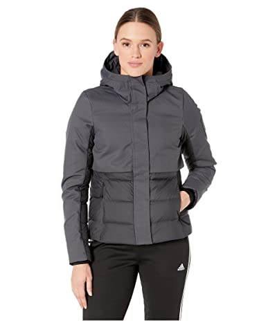 adidas Outdoor Climawarm Jacket (Carbon) Women