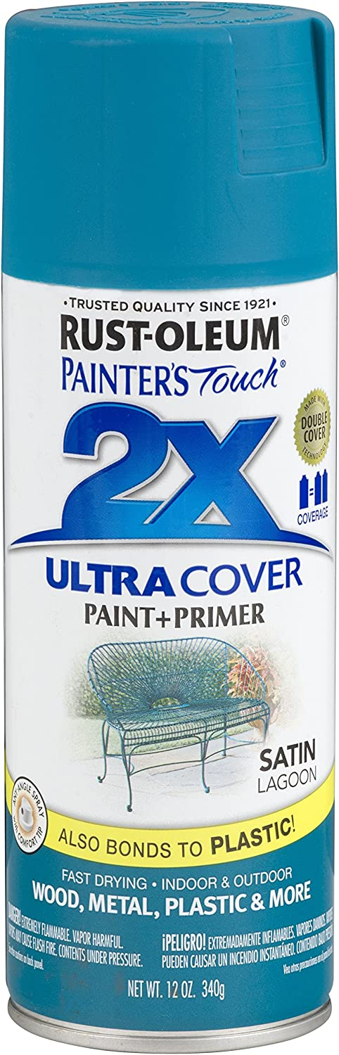 Rust-Oleum 257461 Painter's Touch 2X Ultra Oz Max 58% Choice OFF Cover 12 L Satin