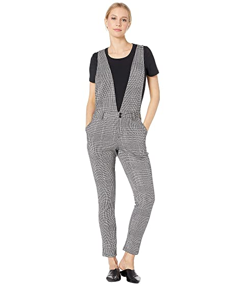 d3317e9d222b Jack by BB Dakota Checkmate Jumpsuit with Suspenders at Zappos.com