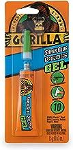Gorilla Super Glue Precise Gel, 15g, Clear