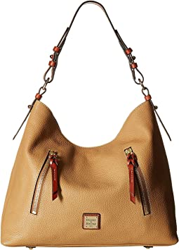 Dooney & Bourke Pebble Cooper Hobo