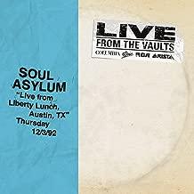 Soul Asylum- Live From Liberty Lunch, Austin TX, Dec 3 92 -RSD18