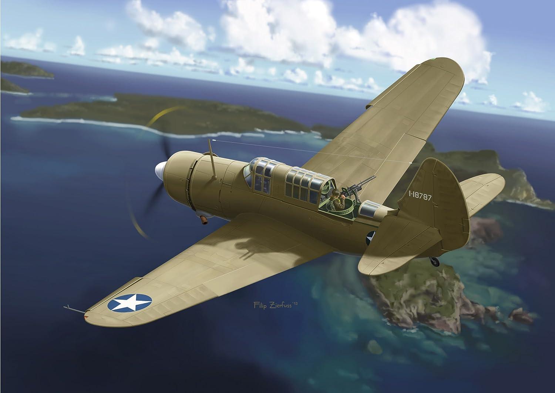 1 72 Wing Tech series WW.II U.S. Army Curtiss A-25A-5-CS Shrike (japan import)