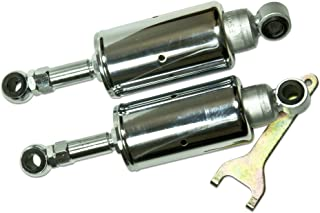 Factory Spec FS-04503 HS-2 Pak Chrome Gas Shock