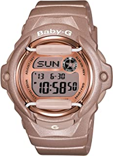 Women's BG169G-4 Baby G Pink Champagne Watch