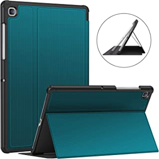 Soke Samsung Galaxy Tab S5e Case 2019, Premium Shock Proof Stand Folio Case,Multi- Viewing Angles, Auto Sleep/Wake,Soft TPU Back Cover for Galaxy Tab S5e 10.5 inch Tablet [SM-T720/T725] (Teal)
