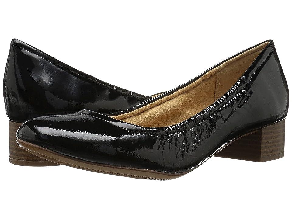 Naturalizer Adeline (Black Patent Leather) Women