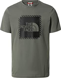 The North Face - Graphic 2 T-Shirt for Men - Standard Fit Tee - Crew Neck