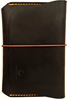 passport and ticket holder leather