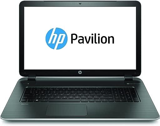 HP 17-f042ng 43 9 cm 17 3 Zoll Laptop AMD Quad-Core A8-6410 2 0GHz 4GB RAM 500GB HDD Radeon R5 DVD kein Betriebssystem silber Schätzpreis : 279,00 €