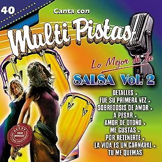Canta Con Multi Pistas Lo Mejor de la Salsa Vol. 2