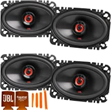 $179 » JBL 2-Pairs CLUB-6422FAM 4x6 Two-Way Car Audio Speaker (No Grill)