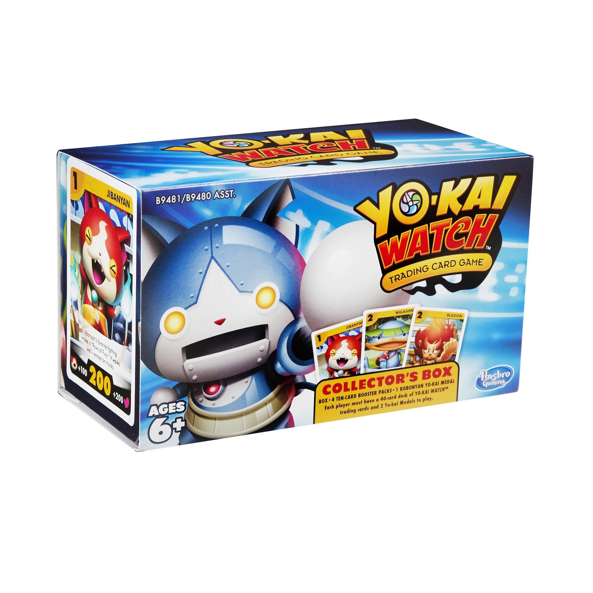 Yo Kai Watch Trading Card Game Collector S Box Amazon Com Au Toys Games