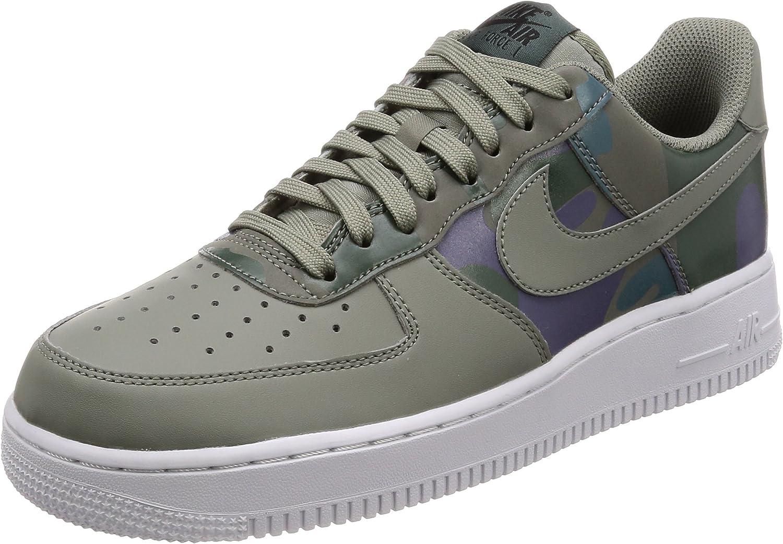Schuhe herren NIKE AIR FORCE 1 '07 LV8 823511 (44 (44 - 008 DARK STUCCO)  Top-Marke