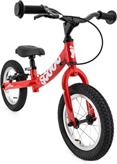 ridgeback scoot balance bike red