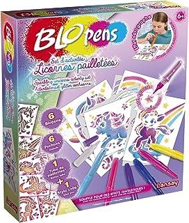 Blopens - Set d'Activités Licornes Paillettées - Lansay