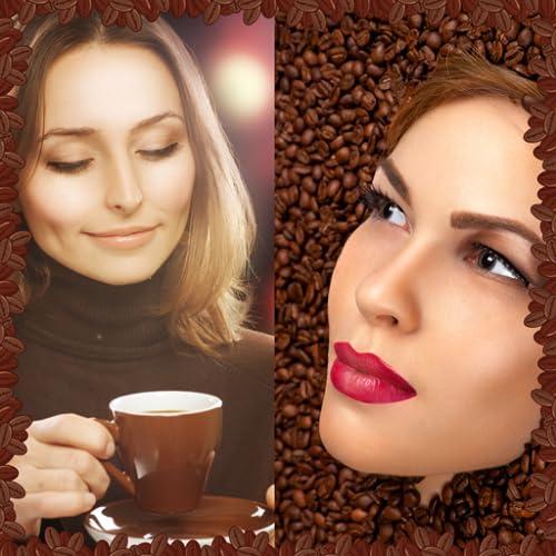 Kaffee Fotocollage