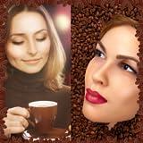 Collage de fotos de café