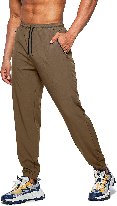 SANTINY Men's Lightweight Philadelphia Mall Max 90% OFF Jogger Pants Running Athletic Workout