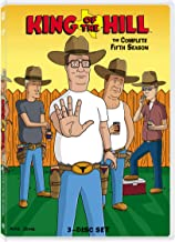 King of the Hill The complete fifth season