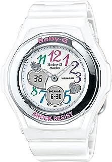 [カシオ] 腕時計 ベビージー BGA-101-7B2JF ホワイト