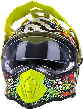 O Neal Oneal Helm Sierra Helmet Crank