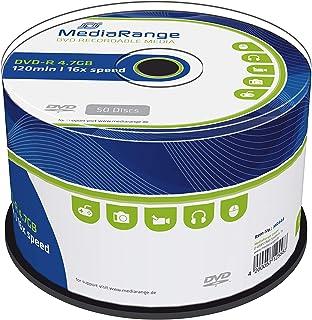 MediaRange DVD-R 4,7GB 16x SP(50), MR444