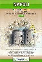 Naples {Napoli}, Italy - City Map (English, Spanish, French, Italian and German Edition)