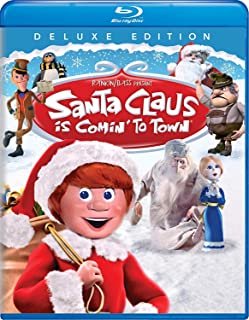 disney santa claus is coming to town