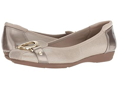 Anne Klein Sport Umeko (Metallic Taupe Multi/Light Synthetic) Women