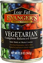 evangers vegetarian dog food