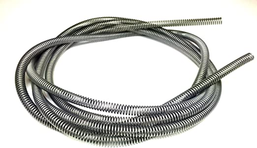 """The Stop Shop Stainless Brake Line Protector (Gravel Guard Spring) for 3/16"""" Tube - 16 Ft.: image"""