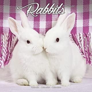 2018 rabbit calendar