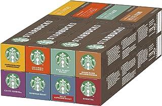 comprar comparacion Starbucks By Nespresso Variety Pack, 8 X Tubos De 10 Cápsulas De Café 444 g