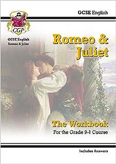 Grade 9-1 GCSE English Shakespeare - Romeo & Juliet Workbook (includes Answers)
