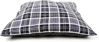 Trailside Square Flannel Pillow